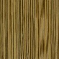 Fine-line zebrano veneer