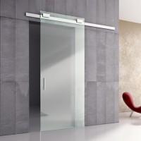 Stumdomos durys MODERN GLASS