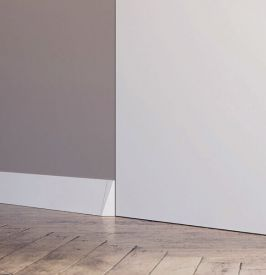 4. DELTA grindjuosčių profiliai (BALTI/JUODI) 50 mm aukščio
